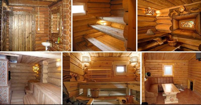 Проекты деревянных бань из бревна