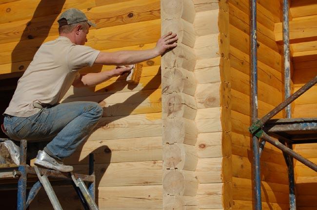 Изготовление своими руками пропитки для дерева