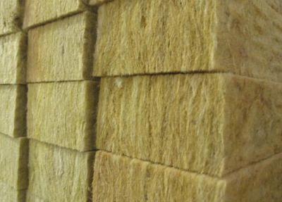 Базальтовый утеплитель для бани