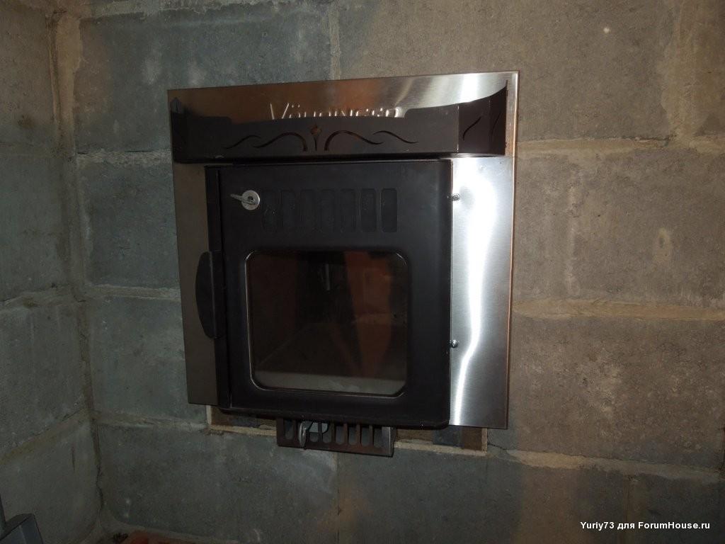 Как сделать защитный экран для банной печи своими руками 35